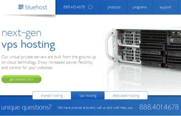 Upgrade from Bluehost Shared Hosting to Bluehost VPS
